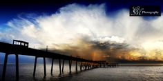 Storm over Deal Pier