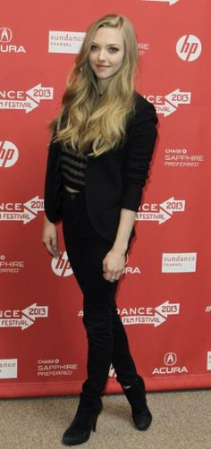 Sundance Film Festival Fashion | Amanda Seyfried