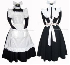 Sissy Maid  Dress Lockable for ill mannered girls