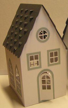 3D House 2 - Monica's Creative Room free cut files