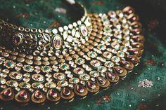 beautifulsouthasianbrides:  Necklace by:Khuranna Jewellery House