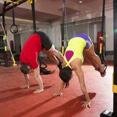 Small Group Training - The Top 10 Fitness Trends Predicted for 2014 - Shape Magazine