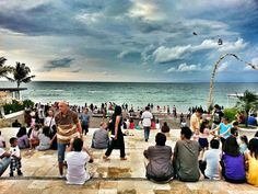#bali #vacation crowdet