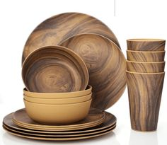 Shipping Furniture From Usa To Australia Code: 6531476827 Wooden Plates, Wooden Bowls, Kitchen Items, Kitchen Utensils, Wooden Containers, Bamboo Crafts, Dish Sets, Dinnerware Sets, Fibres