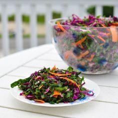 Cape Cod Kale Salad