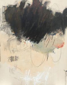 self portrait (my little black cloud), James Craighead
