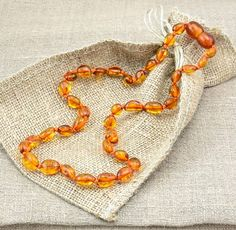 Your checklist buying  teething amber necklace online