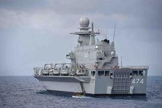 La Marina Militar de Argelia en el Phoenix Express 2016-noticia defensa.com