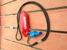 Lifeguard keychain rescue tube soon...www.newyorkssafest.com