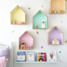 Perfectly pastel girls room