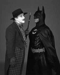 Batman and Joker! #batman #dc #joker