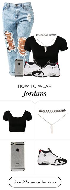 """""""Untitled #162"""" by trillest-qveen247 on Polyvore featuring Wet Seal"""