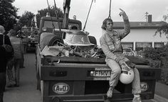 Brett Lunger (Germany 1976) by F1-history on deviantART