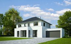 House Cladding, Facade House, Dream House Exterior, Dream House Plans, Dream Houses, Traditional Dining Rooms, Model House Plan, House Design Photos, Home Design Plans
