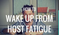 The first step to recovery from host fatigue is admitting you have a problem. The second step to recovery is Guesty.