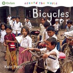 Buy Bicycles book by Kate Petty from Boomerang Books