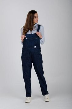 #2001 | Dungarees-online Ladies Dungarees, Dickies Workwear, Dungaree Dress, Bib Overalls, Trousers, Pants, Manchester, Denim Skirt