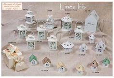 "Linea ""IRIS"" metallo  Lanterne smaltate - Casine - Trulli  Read more: http://mercantedisognivoghera.blogspot.com/2015_11_11_archive.html#ixzz3rE1AjuOK"