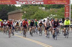 Saratoga Springs' Tour de Cure for the American Diabetes Association raises a record amount of money...