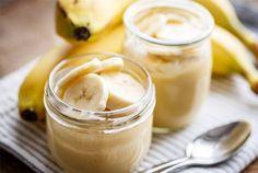 Банановый десерт: всего 4 ингредиента!