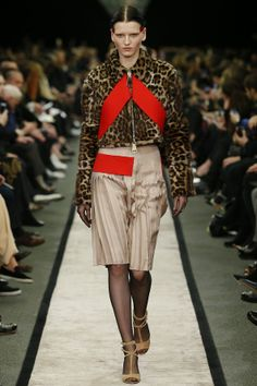 Givenchy Autumn/Winter 2014-15 Ready-To-Wear