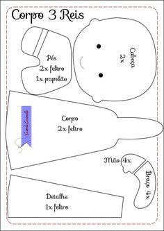 Carmela Caramella : Primeira aula curso natal - Presépio