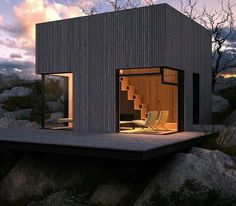 Mountain shelter small house homes tiny
