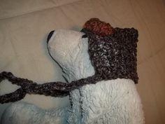Pixie Hat, pattern test