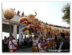 Hong Kong Chinese New Year Dragon Parade