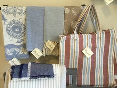 Busatti fine linens and accessories!