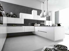 Galleria foto - Nuove tendenze: cucine bianche Foto 8
