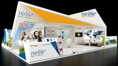 Tips to make your exhibition stand more attractive than your neighbors | My blog