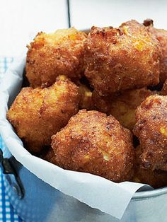 Hush Puppies Recipe by Saveur | Maypurr