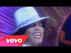 Whitney Houston - I'm Your Baby Tonight - YouTube
