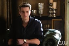 """The Originals -- """"Alone With Everybody"""" -- Image Number: OG316a_0456.jpg -- Pictured: Nathaniel Buzolic as Kol -- Photo: Annette Brown/The CW -- © 2016 The CW Network, LLC. All rights reserved."""