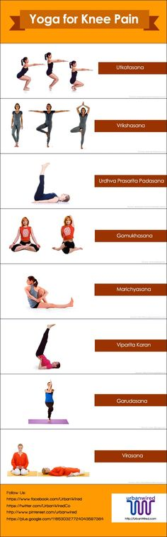 Yoga for Knee Pain – Asanas that Work | Knee Pain Exercises