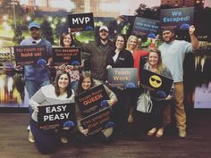 The Ivey Sales Team took on the Mastermind Escape Room tonight! The escaped in 33 minutes! #iveyhomes #teamspirit #mastermind #escaperoom Ivey Homes is a local Augusta GA home builder. Homes from the Low $100's to custom.