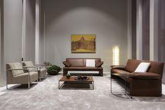 A timeless design with the JORI Linea sofa. #Biennaleinterieur