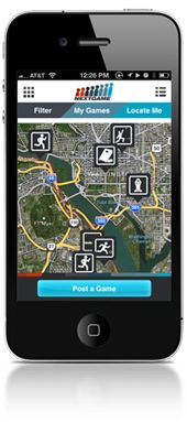 NextGame | Pickup Sports Made Simple. I Am Game, Pick Up, Make It Simple, Sports, Hs Sports, Sport