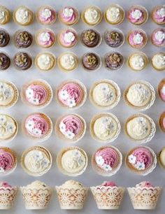 54 Assorted Mini Cupcakes Need to make up the cases though  Marks & Spencer £54