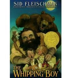 The Whipping Boy by Sid Fleischman   Scholastic.com