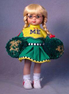 Cheerleading Ann Estelle