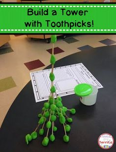 Amazing STEM Challenge with very simple supplies! Creates collaborative moments with students that are highly engaged!