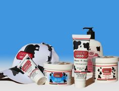 Win an Udderly Smooth Prize Pack