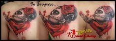 #tattoo studio Kawał Cholery # #tatuaż elbląg# #elbląg# #kawał cholery#