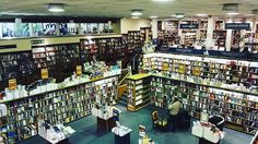 Blackwell's in Oxford, UK (from 12 Of The Biggest Bookshops In The World For When You Want To Lose Yourself In Literature)