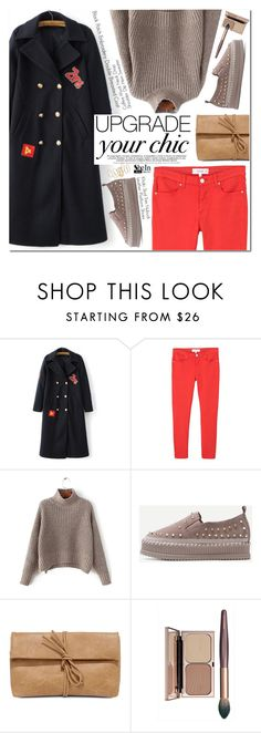 """Shein"" by oshint ❤ liked on Polyvore featuring MANGO, LULUS and BP."