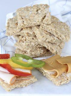 Maggi's havrebrød – Godt nok Krispie Treats, Rice Krispies, Food And Drink, Diet, Desserts, Happy, Tailgate Desserts, Deserts, Loosing Weight