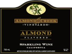 Almond Creek Trader Joe's Almond Champagne (NV), a Californian Sparkling Wine by Almond Creek