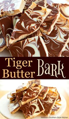 If you're looking for a no-fuss sweetfix in a hurry look no further. This tri-color Tiger Butter Bark is a holiday traditionat our house and I couldn't be happier that my family enjoys devouring it as much as I love making it. Creamy peanut butter and white chocolate are melted together then embellished with a...Read More »